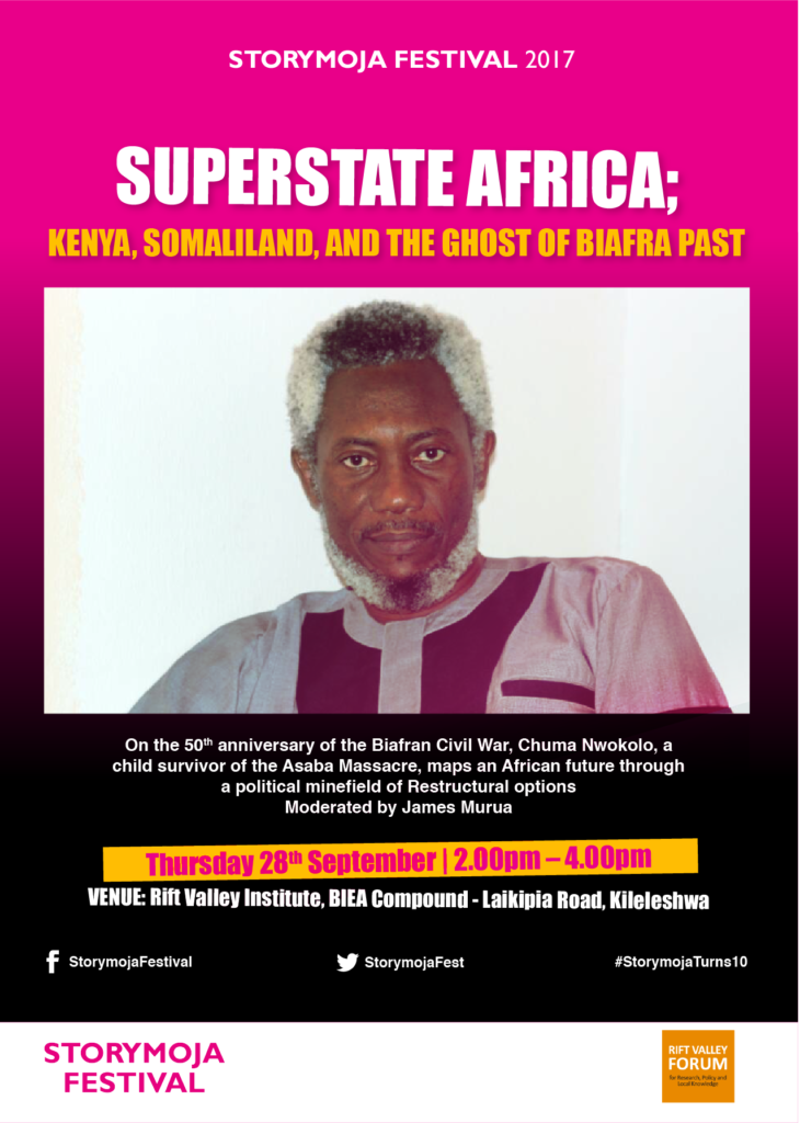 Superstate Africa, Kenya, Somaliland and the Ghost of BIafra Past