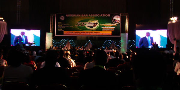 Nigerian Bar Association 52nd Annual Conference