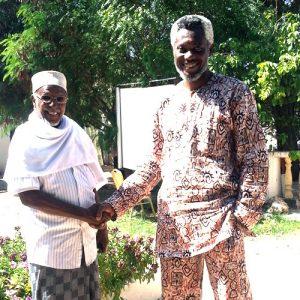 Hadraawi & Chuma Nwokolo