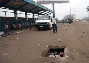 The man-eating manholes of Asaba