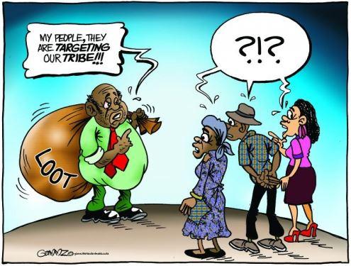 Tribalism Cartoon Image  Credit: Scoopnest http://pbs.twimg.com/media/CnPhRhJWAAAcIe7.jpg