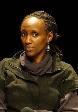 Carole Karemera https://commons.wikimedia.org/wiki/File:Carole_Karemera_07762.JPG
