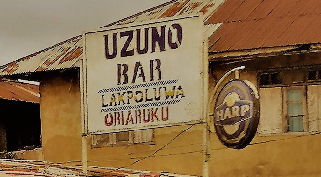 Obiaruku bar