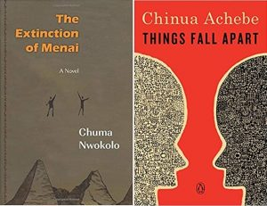 Covers: Things Fall Apart / The Extinction of Menai